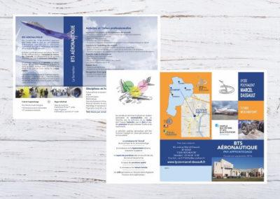Imprim86 flyers 3 volets