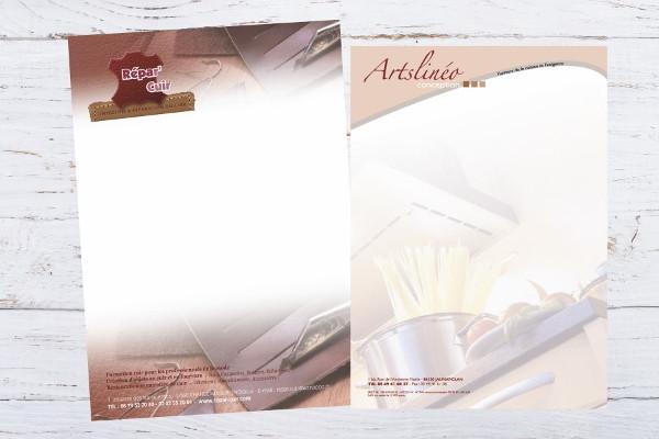 Imprim86 Impression Flyers Cartes De Visite