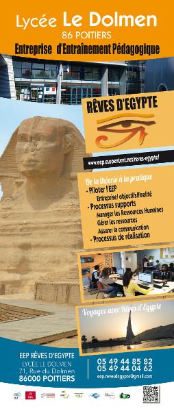 Un Roll'Up pour rêver d'Egypte